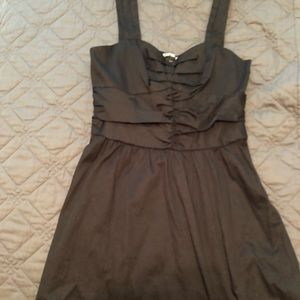 EUC Express black dress